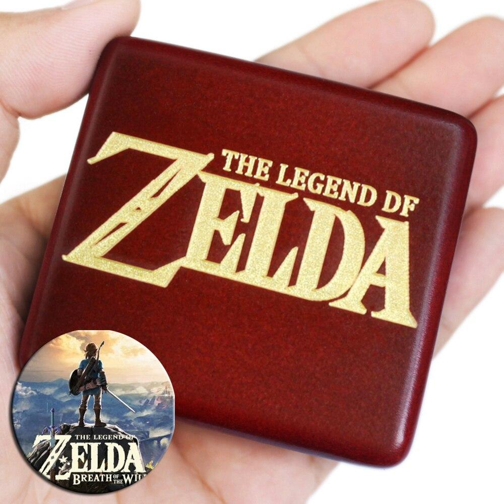 Sinzyo Handmade Wooden The Legend Of Zelda Music Boxes Birthday Gift For Christmas Birthday Valentine S Day Children Boys Girls Music Boxes Aliexpress