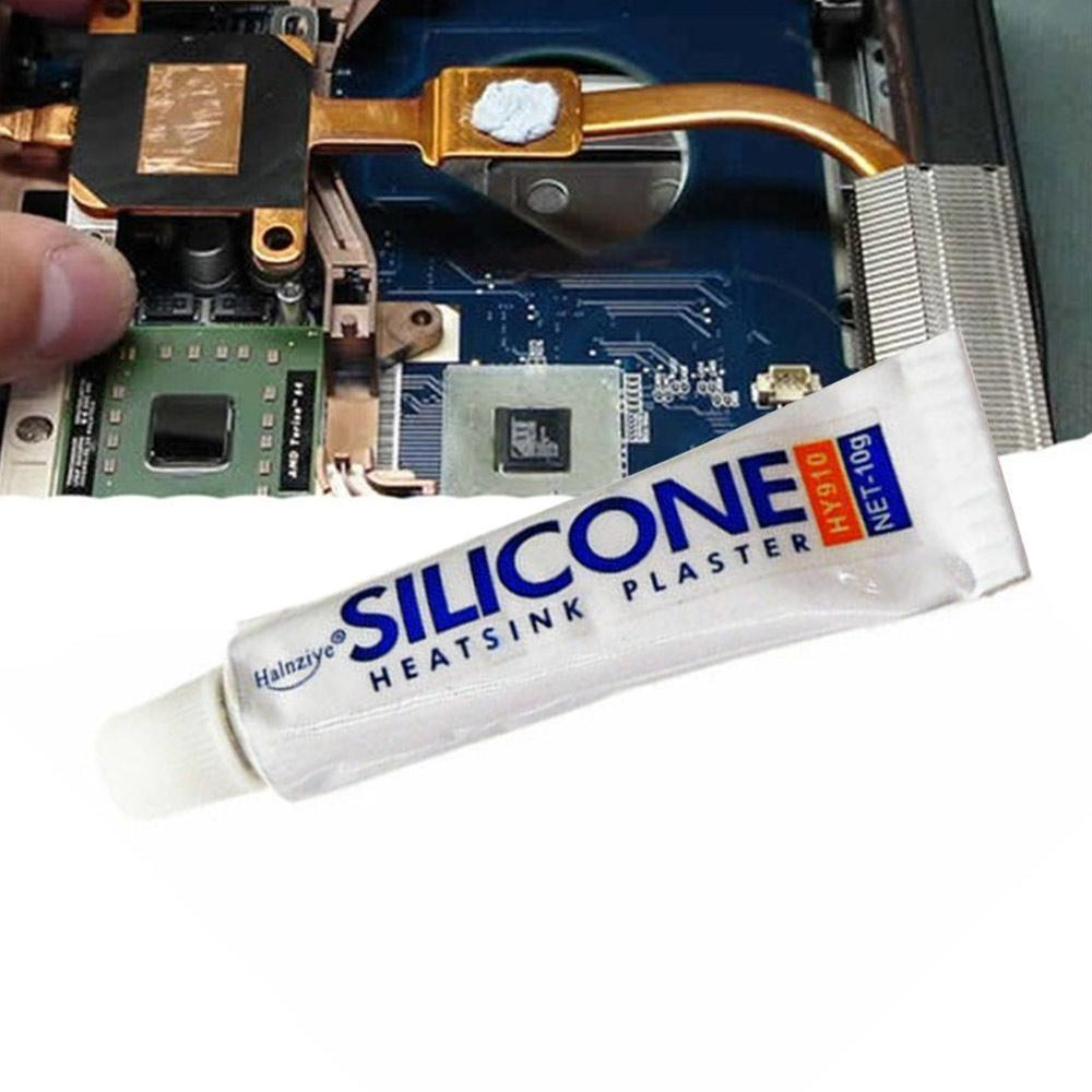 HY910 5g Silicone Thermal Glue Adhesive Conductive Silicone Paste LED Heat Sink GPU Plaster