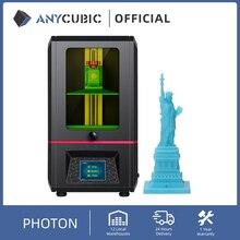 طابعة ANYCUBIC فوتون SLA ثلاثية الأبعاد كبيرة الحجم طابعة فوق بنفسجية طابعة LCD ثلاثية الأبعاد طباعة Impresora ثلاثية الأبعاد Drucker Impressora
