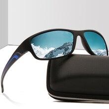 Polarized Sunglasses Shades Fishing Driving Classic Design Vintage Luxury Men Brand Travel