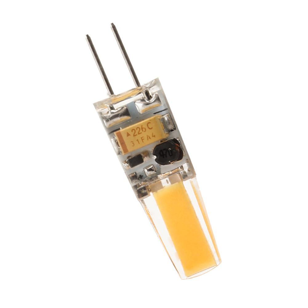 1x Super Bright G4 Halogen Light Bulb Halogen G4 DC 12V 3000K /6000K Warm White Indoor Clear Halogen G4 Lamp