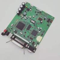 Placa principal do formatter 403281-001 403280-031p para a zebra tlp2844-z 2844z interface usb & porta paralela