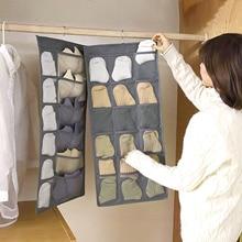 Organizer Hanging-Bag Storage-Socks Underwear Clothing Bra Oxford Sorting Sundries Double-Sided