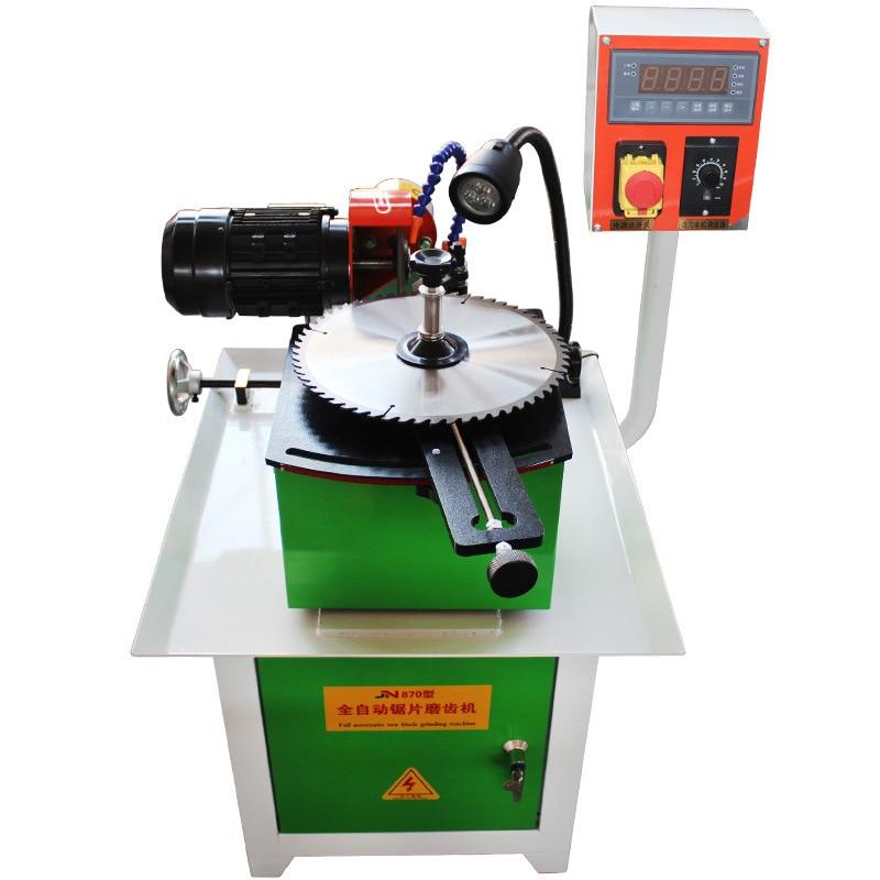 LIVTER Automatic Cheap Factory Price Saw Blade Polishing Machine Grinder Sharpener Tool