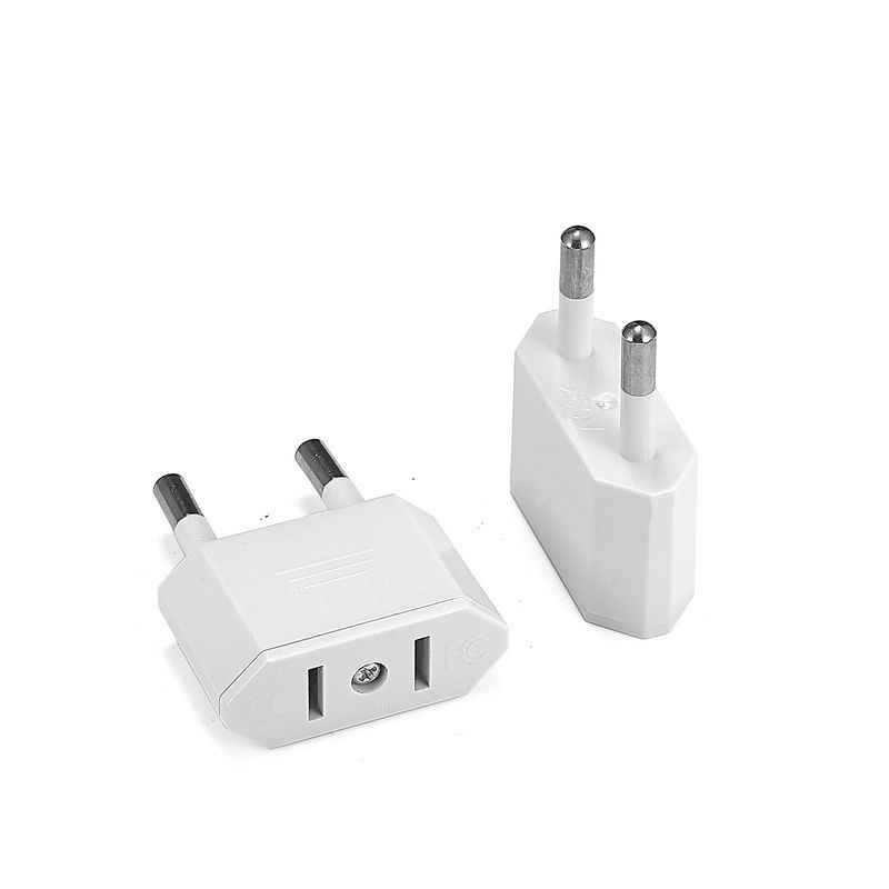 EU Adapter Power Travel Adapter American China US To EU Plug Converter Euro Plug electric Adapter AC Electrical Socket Outlet