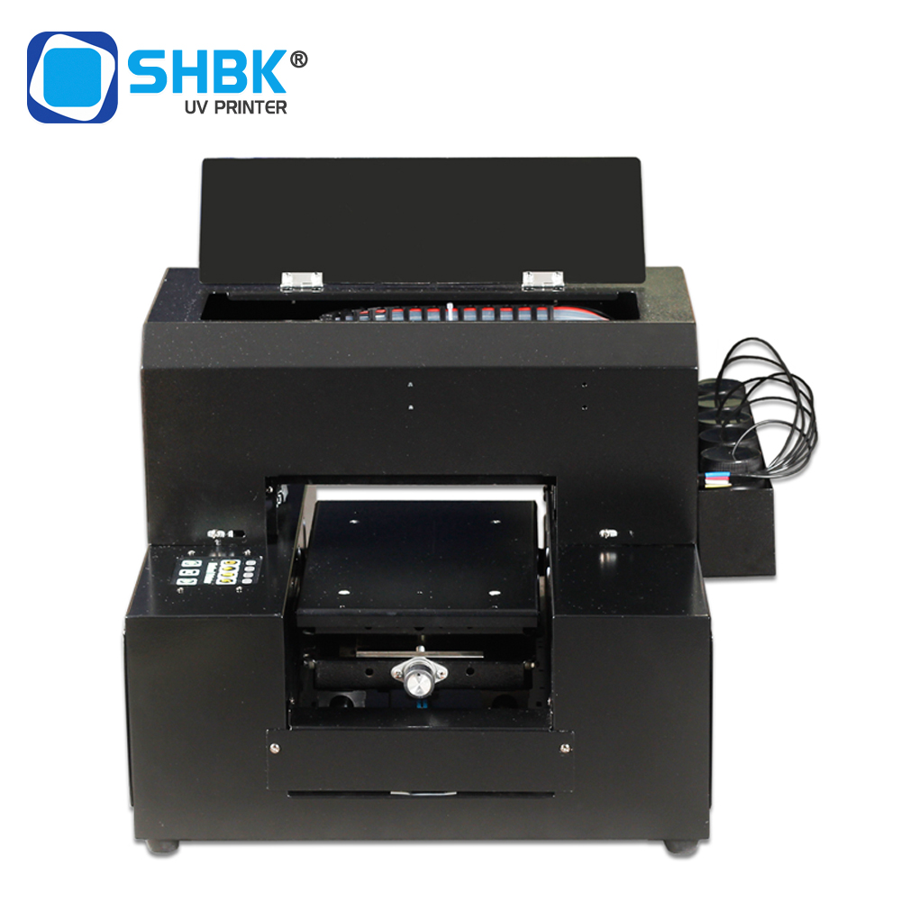 SHBK A4 Size T shirt <font><b>Printer</b></font> Direct to Garment <font><b>DTG</b></font> Printing machine <font><b>for</b></font> printing <font><b>Tshirt</b></font>,PVC,Phone cover image