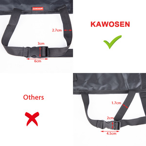 Image 5 - Car Trunk Organizer Adjustable Backseat Storage Bag Net High Capacity Multi use Oxford Automobile Seat Back Organizers Universal