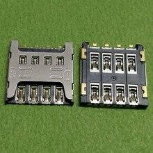 Новый гнездо Sim карта считыватель слот лоток модуль держатель разъем для LG L9 P769 P765 F120 F160S F160K F160L запасные части детали