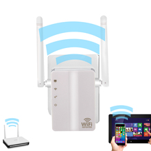 300M 2.4G Wireless WIFI Router WI-FI Repeater Booster Extender 802.11 b/g/n RJ45 300Mbps Wide-Area Wi-Fi Amplifier