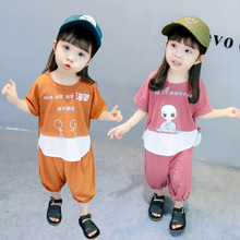 Private summer suit children in childrens wear the of handsome boy little monks