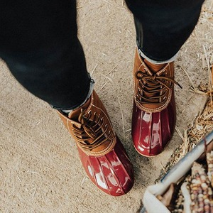 Image 3 - Mắt Cá Chân Giày Nữ Giày Nữ Mùa Đông Giày Boot Bling Đầm Nữ PVC Giày Đi Mưa Thời Trang Botines Mujer 2020
