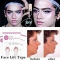 80/40/8 stücke Lift Gesicht Aufkleber Instant Wasserdicht V Form Atmungs Make-Up Klebeband Unsichtbare Hebe Straffen Kinn 2021 dünne