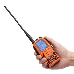 Image 2 - 10W Wouxun KG UV9D Companheiro 7 Banda Incluindo AirBand 3200mAh Walkie Talkie Rádio Amador amador de banda Repetidor Cruz Atualização KG UV9D Plus