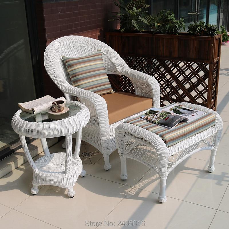 3pcs Set Balcony Porch Furniture Sets