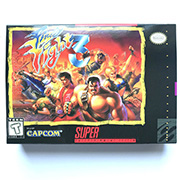 Final Fight 3 With Box 16bit  Game Cartridge US Version