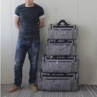 Männer Reisetaschen Hand Gepäck Oxford Wasserdichte Große Reisetasche Business Große Kapazität Duffle Reisetasche