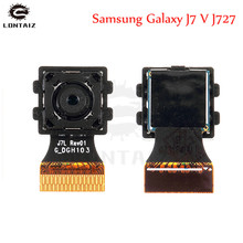 купить For Samsung Galaxy J7 V J727 Rear Big Back Camera Module Flex Cable Replacement Part дешево