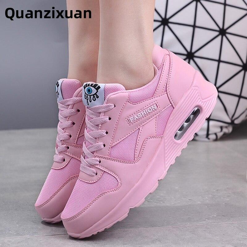 QUANZIXUAN Women Sneakers 2020 Women