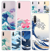 The Great Wave off Kanagawa Phone Case Cover For Xiaomi Redm