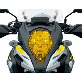 FOR Suzuki V-Strom 650 V-Strom 1000 2017-2018 motorcycle Headlight Protector Cover Shield Screen Lens
