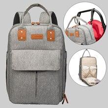 Bolsa de pañales para bebés con USB, mochila organizadora para bebé, mochila para cochecito, mamá, Mamá, Mamá