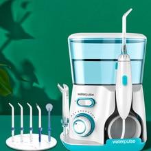 Oral-Irrigator Tips Electric-Cleaner Dental-Flosser Oral-Hygiene Waterpulse V300g 5pcs
