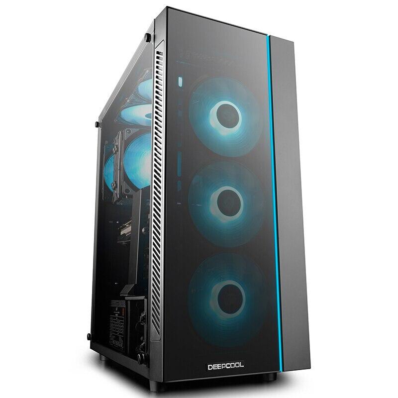 MATREXX55 Computer (B350-F GMING+r7 2700x+G.Skil 16g Rgb RAM+RX580 8G Graphics Card+1T M.2 SSD+240RGB Waterclooer)