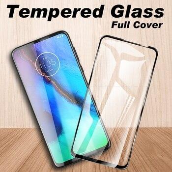Перейти на Алиэкспресс и купить Защитное стекло для экрана для Motorola Moto G Stylus Power Pro, закаленное стекло, полное покрытие, пленка