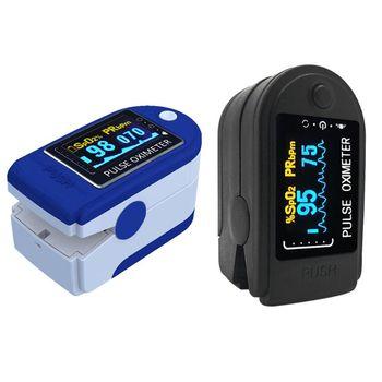 Pulsoksymetr SpO2 Fingertip pulsoksymetry Monitor saturacji tlenem dla dorosłych i dzieci ze smyczą tanie i dobre opinie OOTDTY CN (pochodzenie) Finger Pulse Oximeter