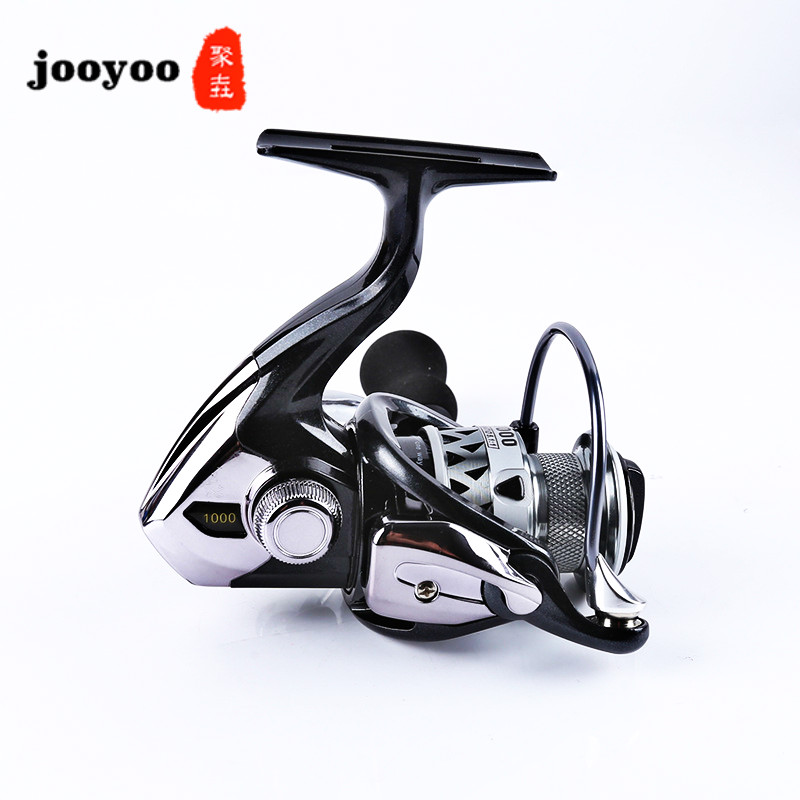 5.5:1 High Speed Fishing Reel Series 3BB/10BB+1RB Gapless Spinning Wheel Full Metal Long-range Fishing Reef Throwing River