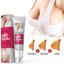 Breast Enlargement Cream Effective Full Elasticity Breast Enhancer Increase Tightness Big Bust