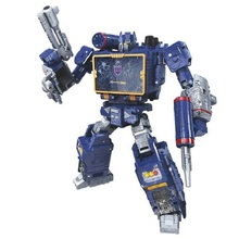 Nueva Guerra de asedio para Cybertron, clase viajero, Robot, juguetes clásicos para niños, figuras de acción