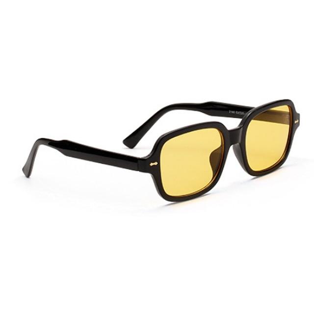Fashion Unisex Square Sunglasses UV400  3
