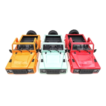 kids toys hard plastic yellow red modified 1 10 rc car body shell 3 door climbing car for 1 10 jk wrangler rubicon scx10 d90 RC Car Plastic Body Shell for MN D90 1/12 RC Rock Crawler Pickup Truck Shell