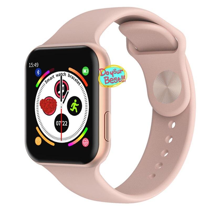 F10 Women Lady Smart Watch Heart Rate Smartwatch Men Women Smart Watches Lovely Band Fitness Tracker Smart Bracelet PK B57 Watch