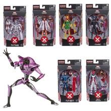 16cm Hasbro Marvel Legend Sanime Figures Sentry Professor X Wan Magneto Wolverine Cyclops Action Figure Collection Model Gifts