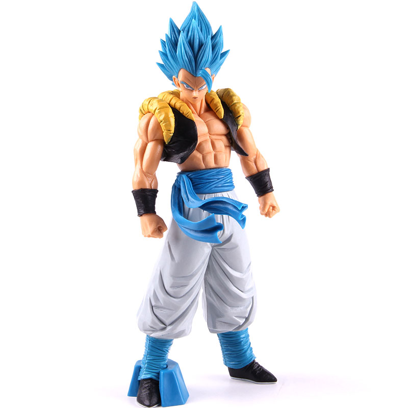 Dragon Ball Z Super Toys Grandista Resolution Of Soldiers Gogeta PVC Action Figure Collectible Model Toy