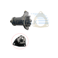 Fengshou FS184 Estate 184 tractor parts, the water pump head for engine J285T/J285T 3