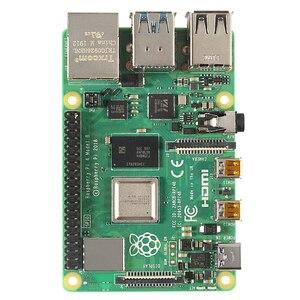 Image 1 - Latest Raspberry Pi 4 Model B With 1/2/4gb Ram Bcm2711 Quad Core Cortex a72 Arm V8 1.5ghz Support 2.4/5.0 Ghz Wifi Bluetooth 5.0