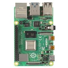 האחרון פטל Pi 4 דגם B עם 1/2/4gb Ram Bcm2711 Quad Core Cortex a72 זרוע V8 1.5ghz תמיכה 2.4/5.0 Ghz Wifi Bluetooth 5.0