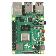 Ultime Raspberry Pi 4 Modello B Con 1/2/4gb di Ram Bcm2711 Quad Core Cortex a72 Braccio V8 1.5ghz Supporto 2.4/5.0 Ghz Wifi Bluetooth 5.0