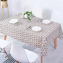 Linen Rectangle Mantel Table Cloth Tablecloth Home Kitchen Cloths Textile Party Banquet Dining Cover