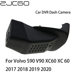 Auto DVR Registrator Dash Cam Camera Wifi Digitale Video Recorder voor Volvo S90 V90 XC60 XC 60 2017 2018 2019 2020(China)