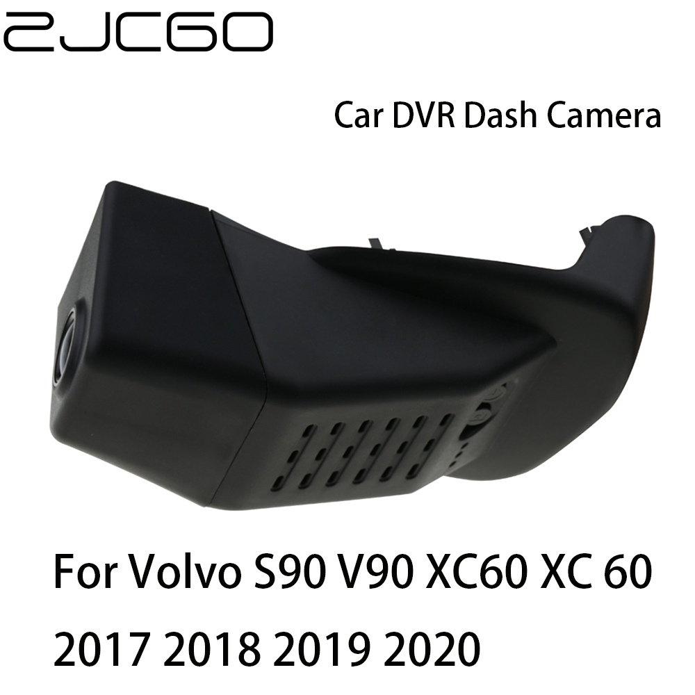 Car DVR Registrator Dash Cam Camera Wifi Digital Video Recorder for <font><b>Volvo</b></font> S90 V90 XC60 <font><b>XC</b></font> <font><b>60</b></font> <font><b>2017</b></font> 2018 2019 2020 image
