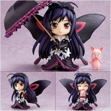 Anime Accel Wereld Kuroyuki Hime #249 Pvc Action Figure Collection Model Toy 10Cm(China)