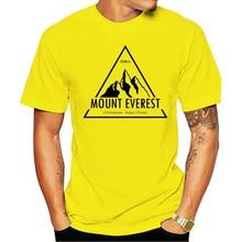 Monte everest expedição t camisa do vintage t montanha rock alpinista as montanhas estão chamando camisas masculinas dos homens roupas nove