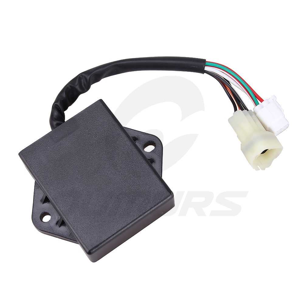 waltyotur CDI Box Unit 3GG-85540-10-00 Replacement for 1997-2006 ...
