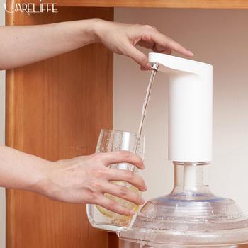 UARELIFFE Xiaolang UVC sterylizacja ultrafioletowa pompa wodna szybki wylot wody elektryczny dozownik wody dezynfekcja wody oczyszczacz tanie i dobre opinie URALLIFE CN (pochodzenie)