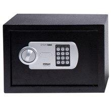 Caja fuerte electrónica para hogar y cocina 250 x 350 x 250 mm. Smart Box 25EL de XSQUO Useful Tech