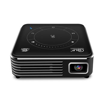 P11 przenośny Mini projektor DLP Android 9 0 4K 2GB 4GB DDR4 16GB 32GB ROM Beamer 3000mA kino domowe 2 4G 5G WiFi LED Proyector tanie i dobre opinie UNIC Korekcja ręczna CN (pochodzenie) 4 3 16 9 50 ANSI 854x480 dpi 50 ANSI lumen 30-120 inch 400 1 projektor do filmów